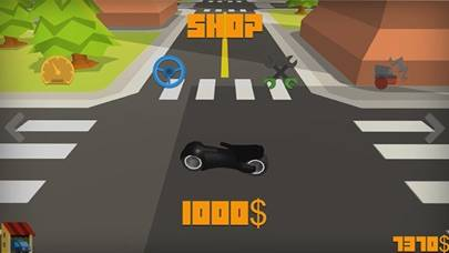 Crazy Driver City iOS