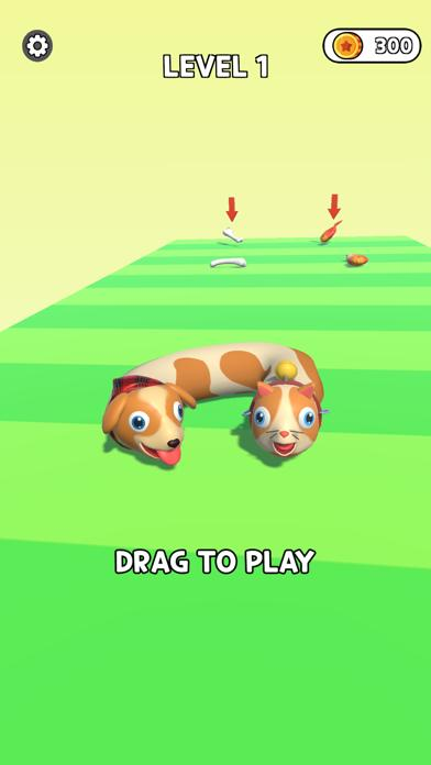 Cats & Dogs 3D iOS