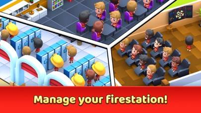 Idle Firefighter Tycoon iOS