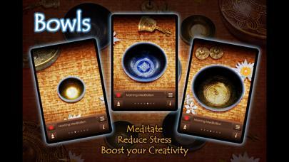Bowls - Authentic Tibetan Singing Bowls screenshot 2