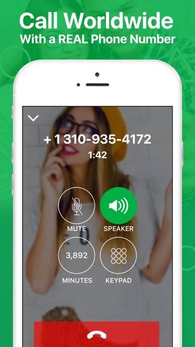 textPlus Free Texting plus Free Messenger screenshot 2