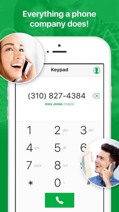 textPlus Free Texting plus Free Messenger screenshot 4