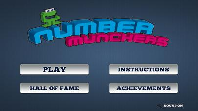Number Munchers iOS