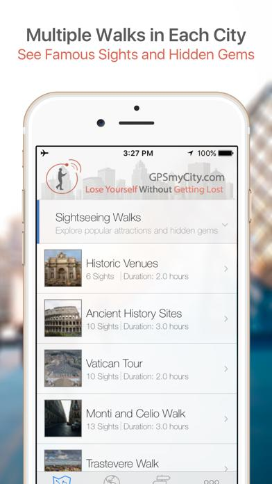 Jerusalem Walking Tours and Map iOS