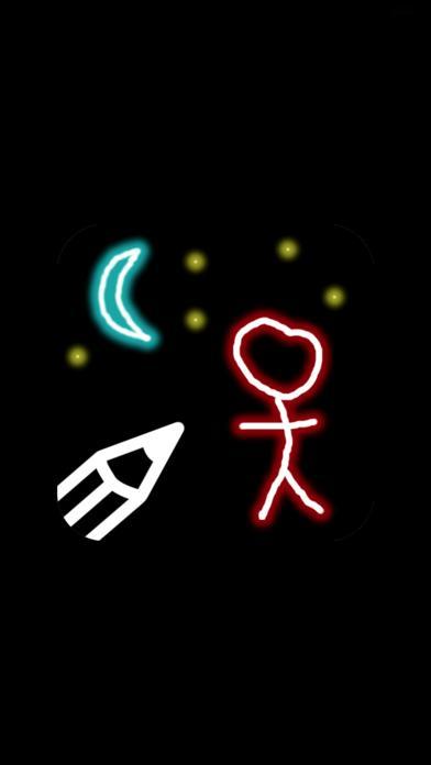 Glow Draw screenshot 4