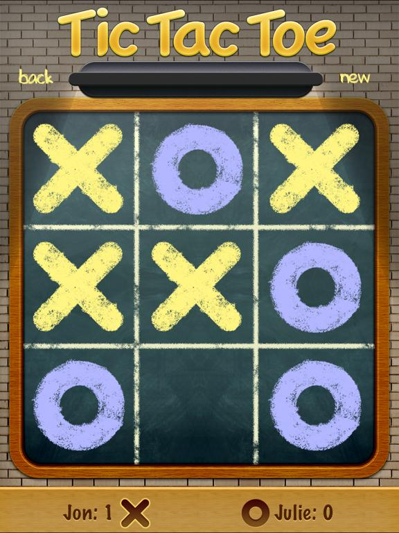 Tic Tac Toe Free HD iOS