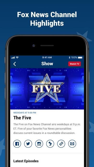 FOX News screenshot 4