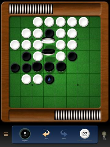 Reversi HD iPhone Screenshot