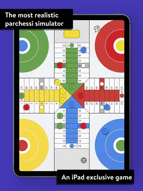 Parchis HD iPhone Screenshot