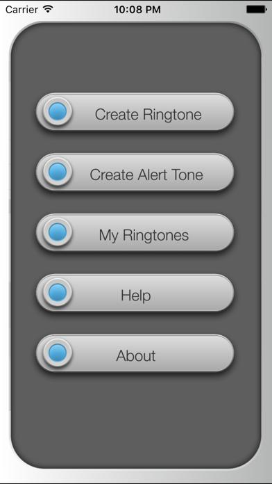 MP3 2 Ringtone iOS