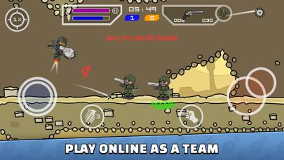 Doodle Army 2 : Mini Militia screenshot 2