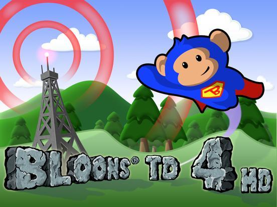 Bloons TD 4 HD screenshot 2