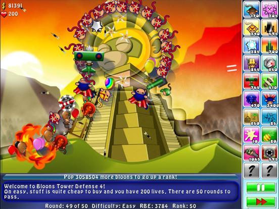 Bloons TD 4 HD screenshot 3