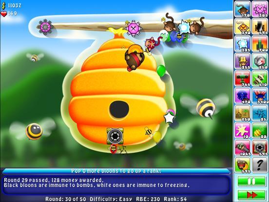Bloons TD 4 HD screenshot 5