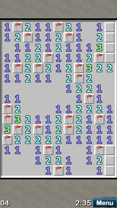 Minesweeper & Break the Code HD iPhone Screenshot