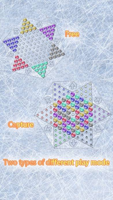 Realistic Chinese Checkers iOS