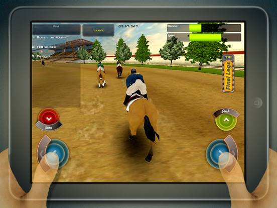 Race Horses Champions iPhone Screenshot