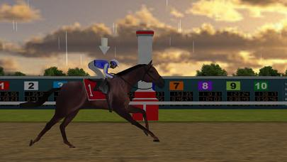 Derby Quest Horse Racing Game screenshot 4