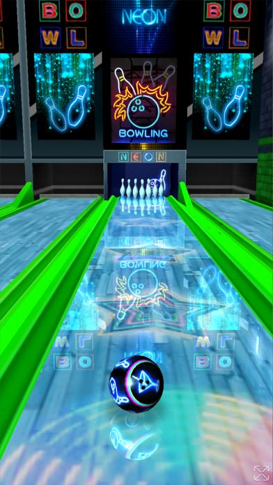 Lets Bowl 2: Free Multiplayer Bowling iPhone Screenshot