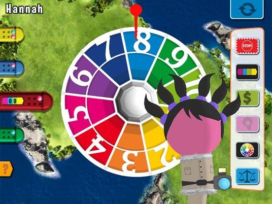 THE GAME OF LIFE ZappED edition iPhone Screenshot