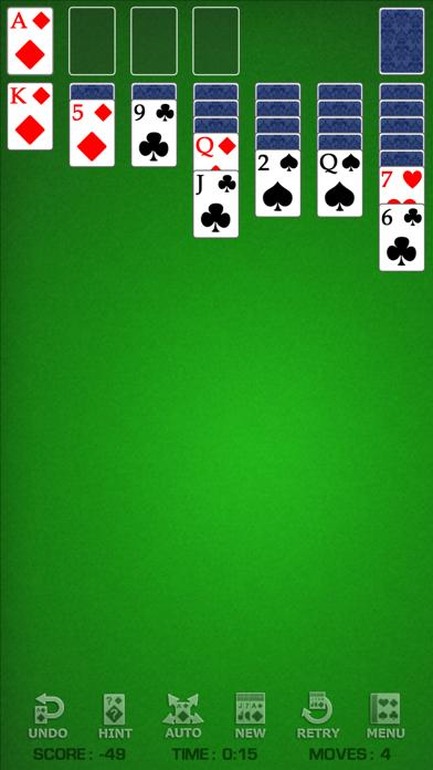 Solitaire Pro by B&CO. iOS