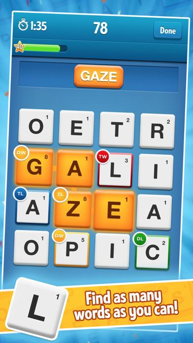 Ruzzle screenshot 1