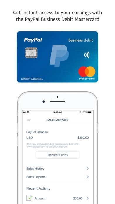 PayPal Here screenshot 4