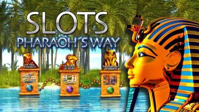Slots - Pharaoh's Way screenshot 1