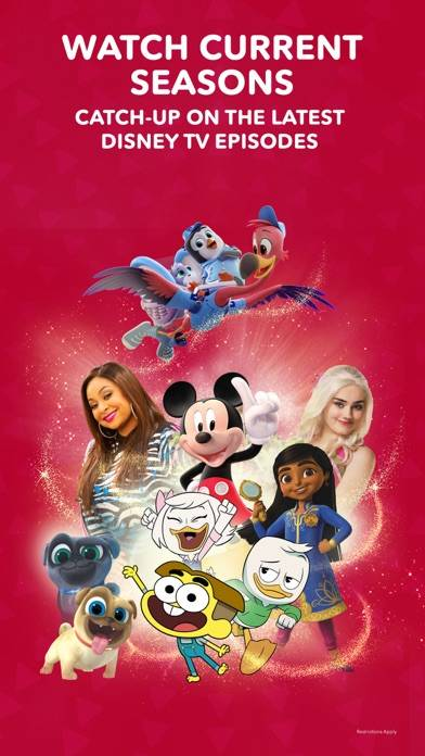 WATCH Disney Channel screenshot 1