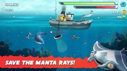 Hungry Shark Evolution screenshot 1