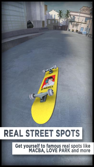 True Skate screenshot 2
