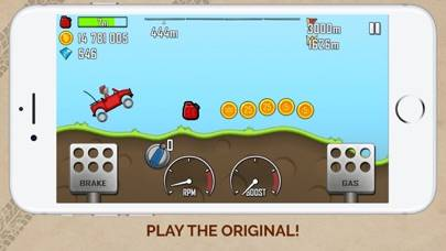 Hill Climb Racing screenshot 1