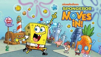 SpongeBob Moves In screenshot 1