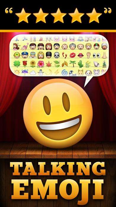 Talking Emoji screenshot 1