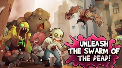 Swarm of the Dead iPhone Screenshot