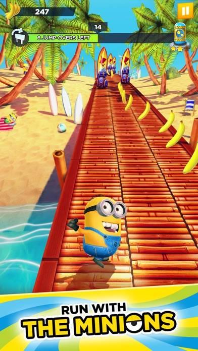 Despicable Me: Minion Rush screenshot 4
