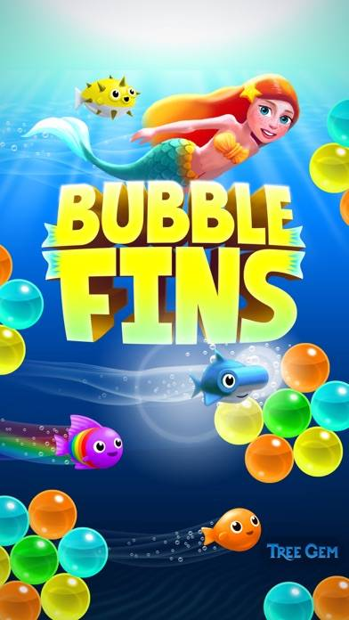 Bubble Fins screenshot 1