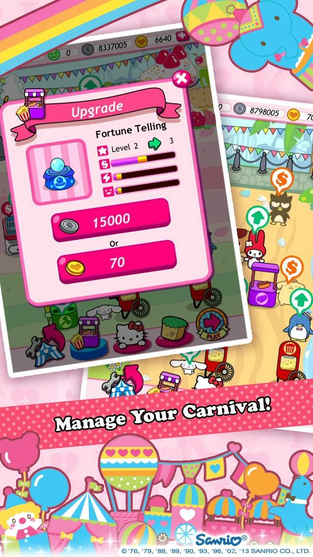 Hello Kitty Carnival screenshot 3