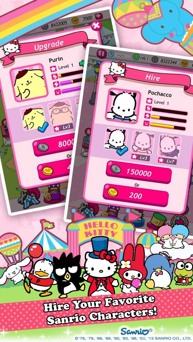 Hello Kitty Carnival screenshot 4