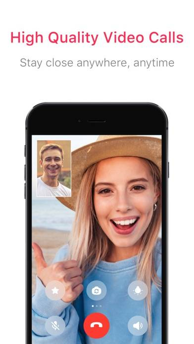 JusTalk Video Chat & Messenger iOS