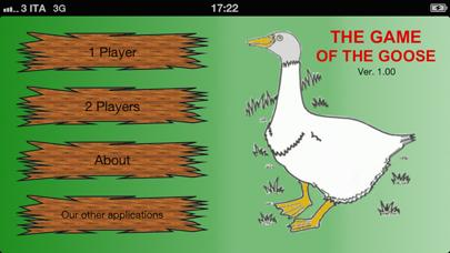 THE NEW GAME OF THE GOOSE iOS
