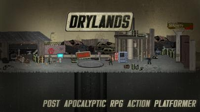 Drylands iPhone Screenshot