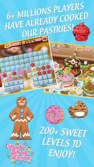 Bake Shop Drop screenshot 1