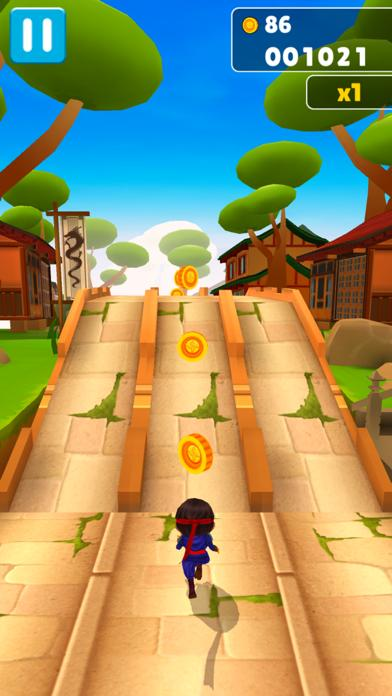 Ninja Kid Run by Fun Games For Free screenshot 5