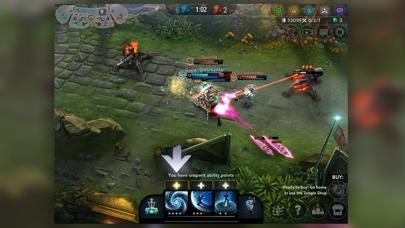 Vainglory iPhone Screenshot