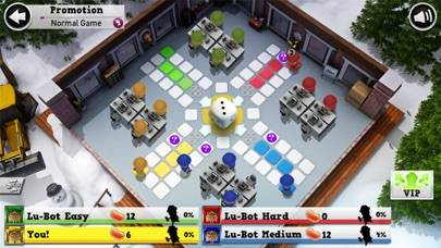 Ludo Online Multiplayer (Mr Ludo) iPhone Screenshot