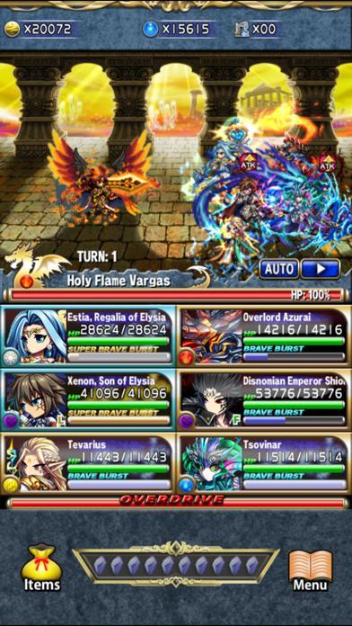 Brave Frontier screenshot 1