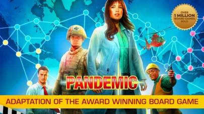 Pandemic: The Board Game iOS