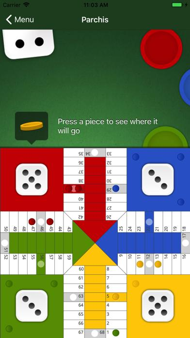 Board Games Lite iPhone Screenshot