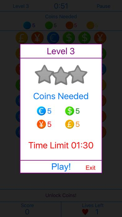 Cash Dash! iPhone Screenshot